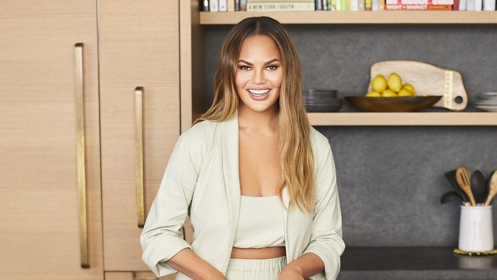 Chrissy Teigen launched her new site Cravings in November 2019.