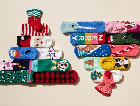 Old Navy's $1 Sock Sale is back in November.