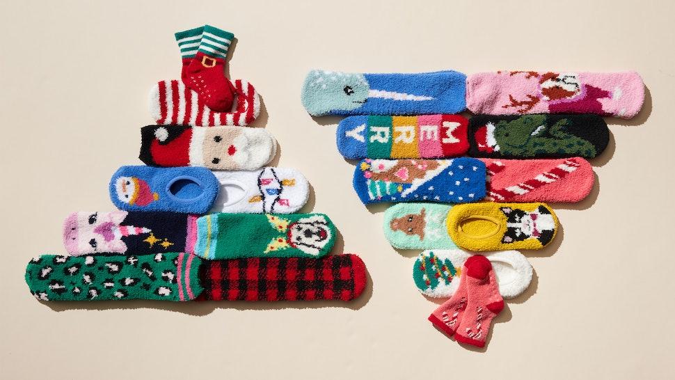 Old Navy's $1 Sock Sale is back in November.