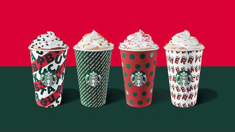 Starbucks Seasonal Drinks Calendar 2022.Starbucks Holiday Drinks For 2019 Include 5 Massive Fan Favorites