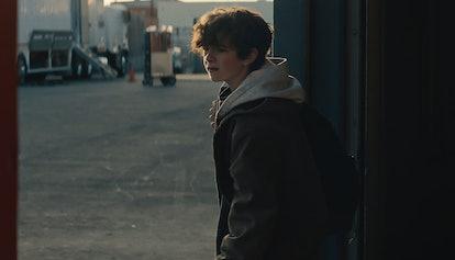 Noah Jupe as Otis in Honey Boy