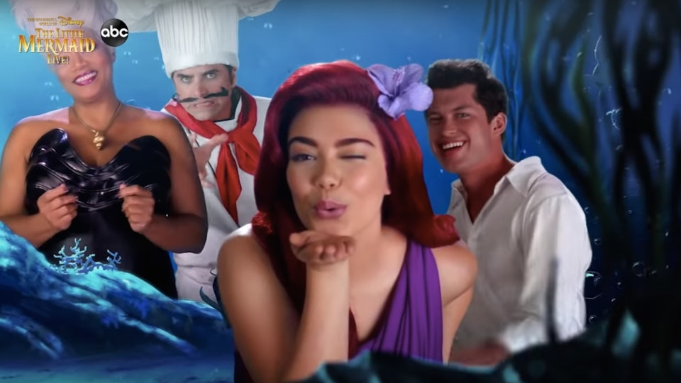 'The Little Mermaid Live!' will air on ABC Nov. 5, but can be re-watched later on Disney Plus
