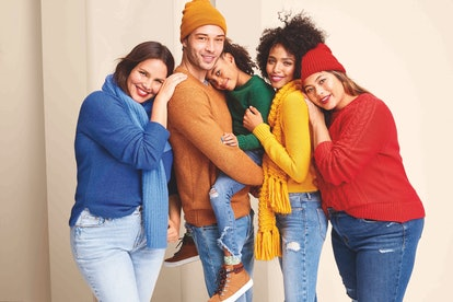 Old Navy's $1 Sock Sale coincides with the brand's Black Friday deals.