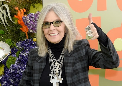 Diane Keaton at the Green Eggs and Ham premiere