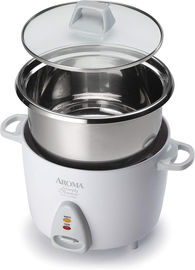 Aroma Simply Stainless Rice Cooker
