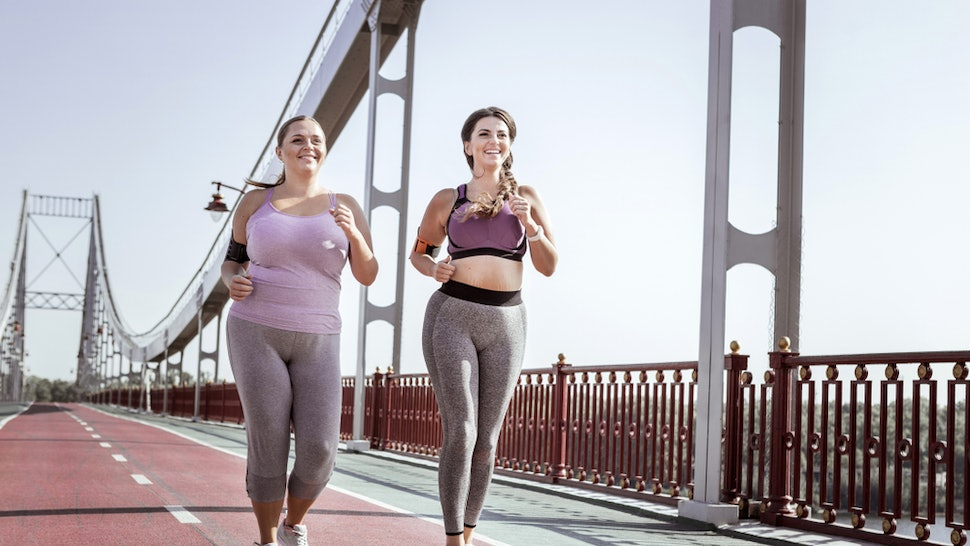 Running has a lot of health benefits; but walking is good for you too.