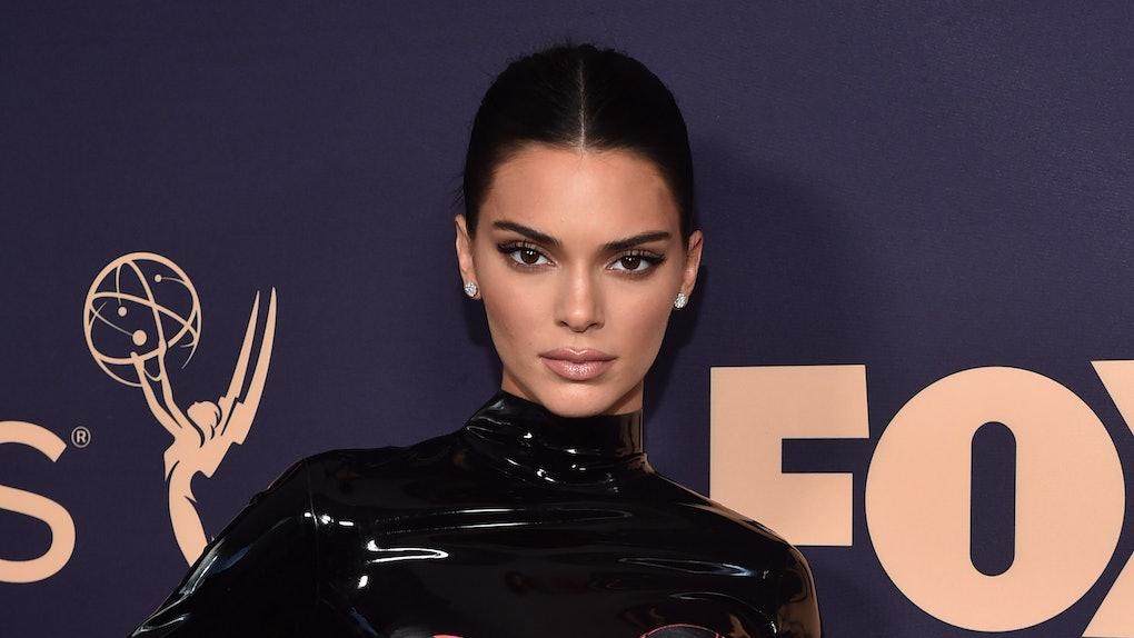 Kendall Jenner, model and member of the Kardashian family, spent her birthday race car driving.