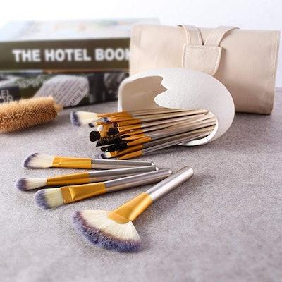 VANDER LIFE Cosmetic Makeup Brush Set (24 Pieces)