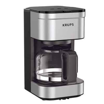 KRUPS Simply Brew Compact Drip Coffee Maker, 5 cups