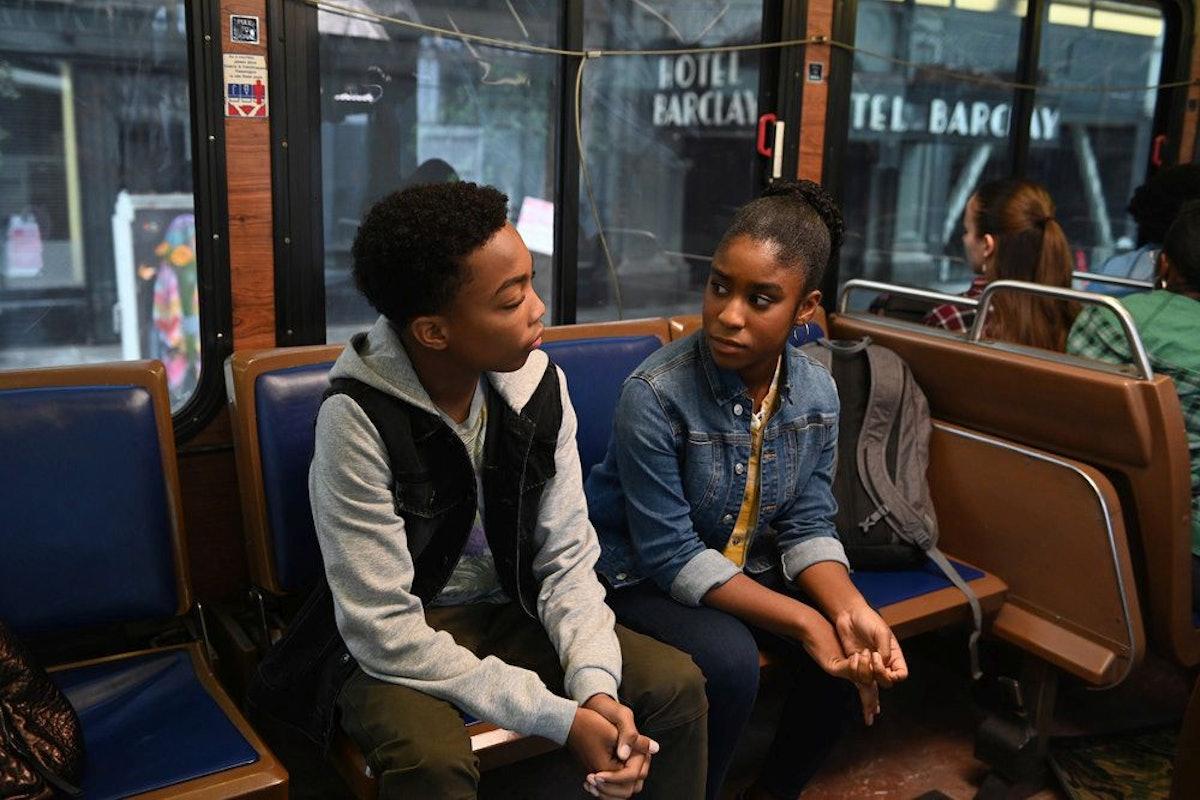 Malik and Deja on This Is Us