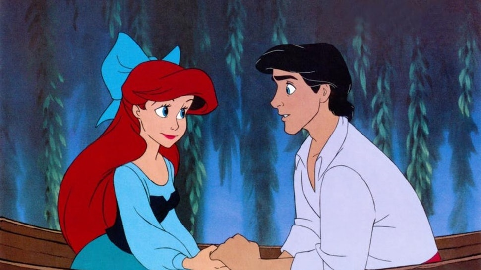 'The Little Mermaid Live' format blends the original film with live performances
