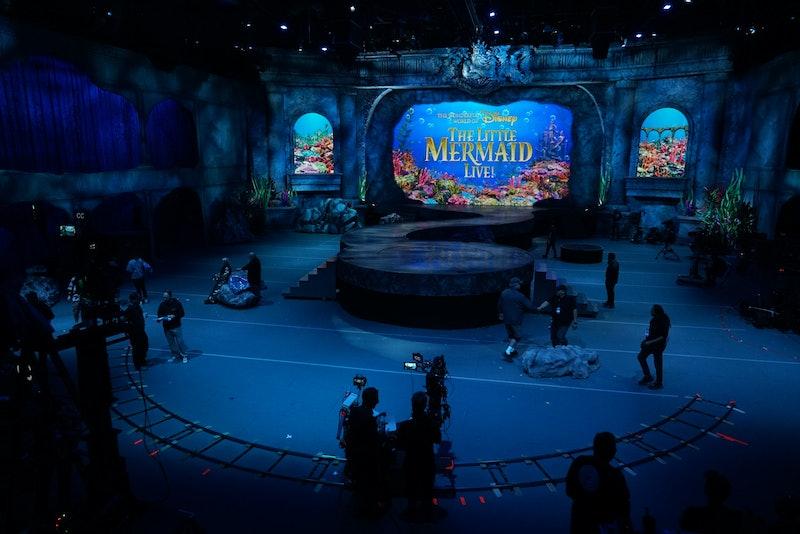 Disney's The Little Mermaid Live! on ABC