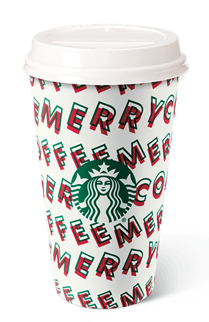 The Merry Dance Starbucks holiday cup is available in stores starting Nov. 7.