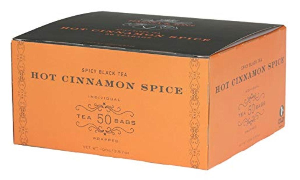 Harney & Sons Hot Cinnamon Spice Tea (50 Tea Bags)