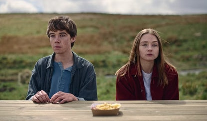 Alyssa and James in 'The End of the F***ing World' Season 2 finale