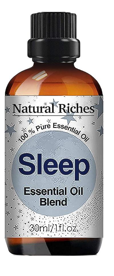 Natural Riches Sleep Essential Oil Blend, 1 oz.