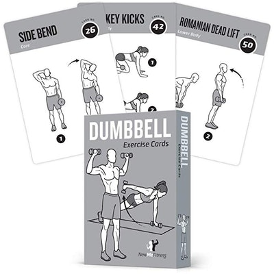 NewMe Fitness Exercise Cards