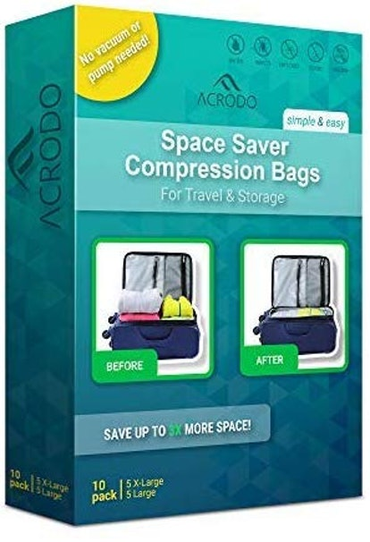 Acrodo Space Saver Travel Bags (5-Pack)
