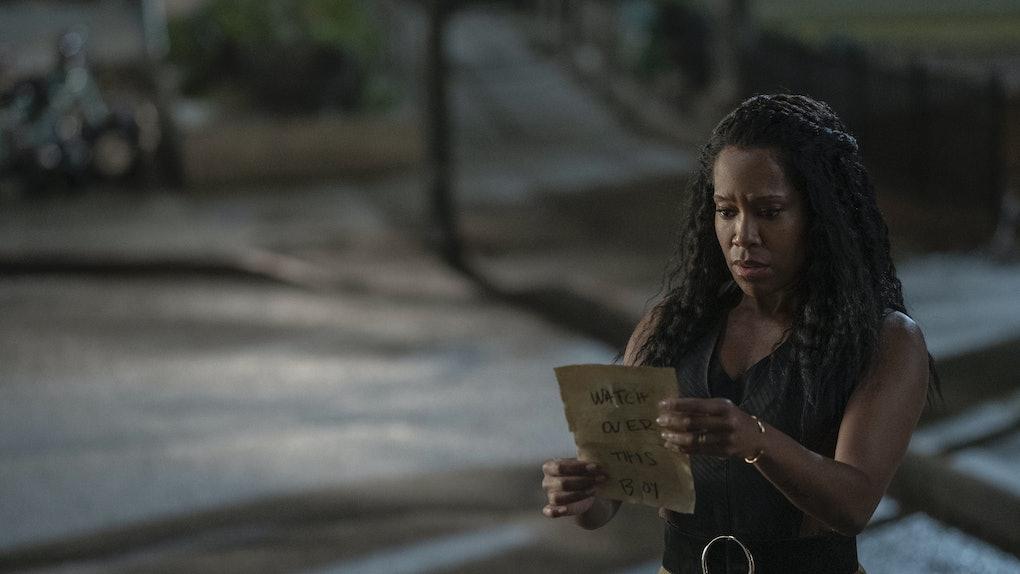 Regina King as Angela Abar in HBO's Watchmen