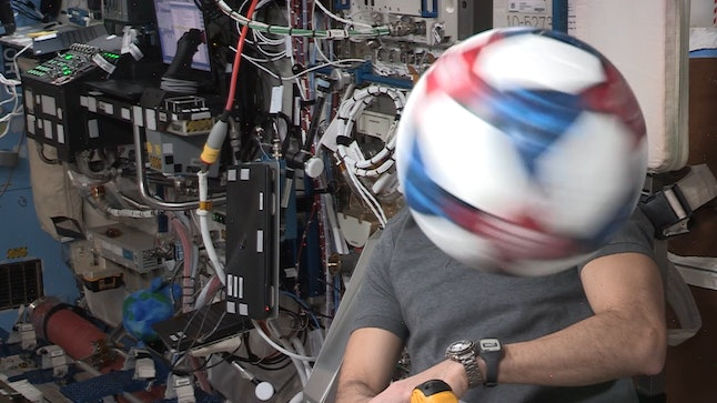 Adidas announces its partnership with the International Space Station for product innovation