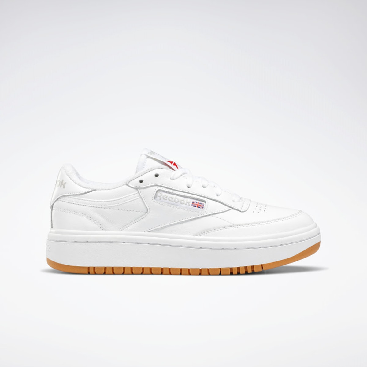 """Club C Double Shoes in """"White"""""""