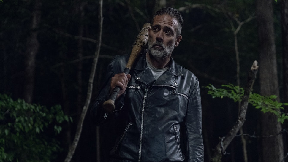 Negan's fate on The Walking Dead remains a mystery.