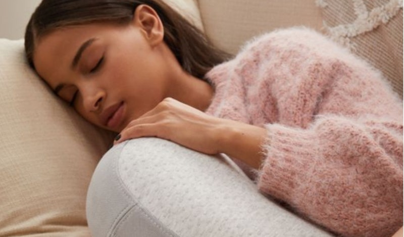 The Somnox Sleep Robot and accompanying app are designed to make your sleep quality better.