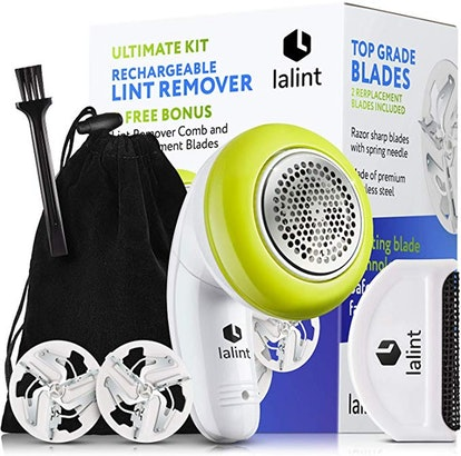Lalint Electric Lint Remover Clothes Shaver Kit