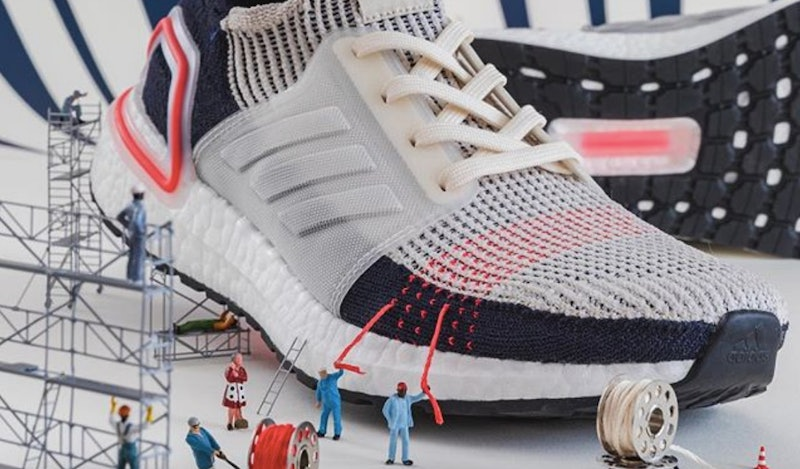 Adidas announces the partnership with the International Space Station to launch footwear into Space in hopes of product innovation
