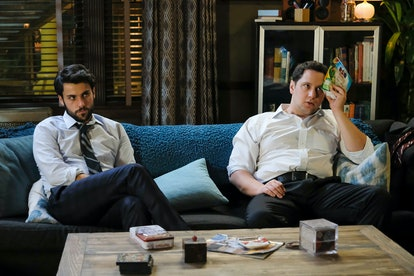 Connor and Asher plan their next move on HTGAWM.