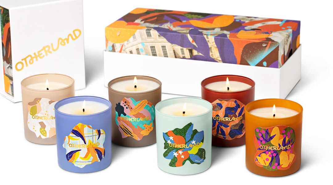 Otherland's fall Manor House Weekend collection features six seasonal scents