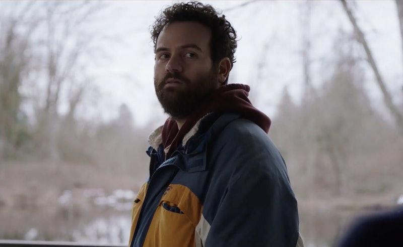 Mark Green (Omar Elba) is murdered in 'Limetown' Episode 7