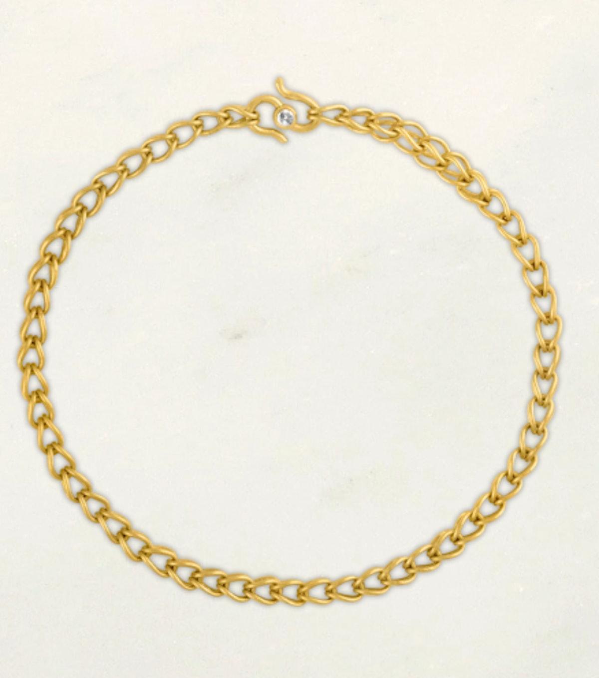 Chain Loop Bracelet