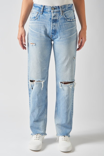 MV Odessa Wide Straight Jeans