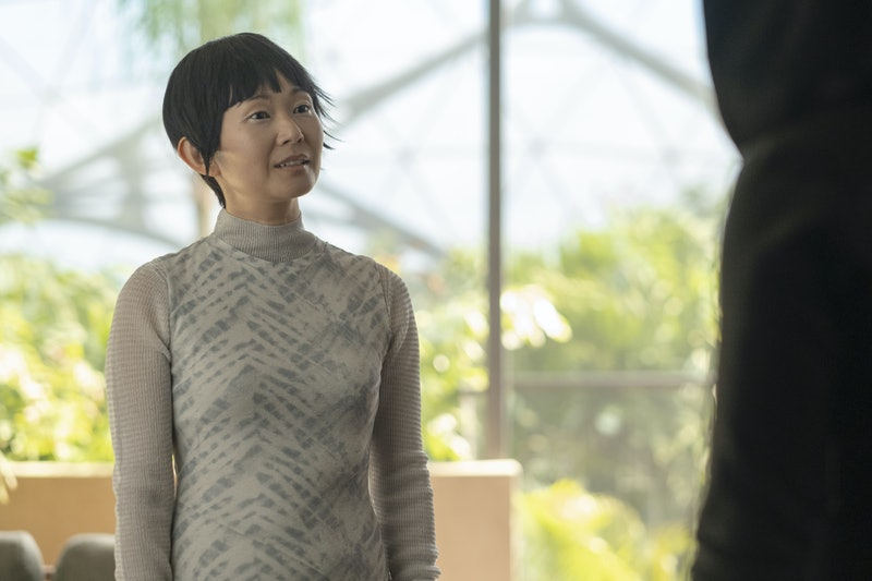 Hong Chau plays Lady Trieu on HBO's 'Watchmen'