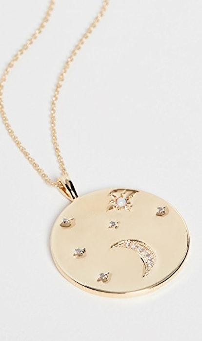 Luna Coin Pendant