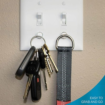Magnetic Key Rack by Savvy Home (6-Pack)