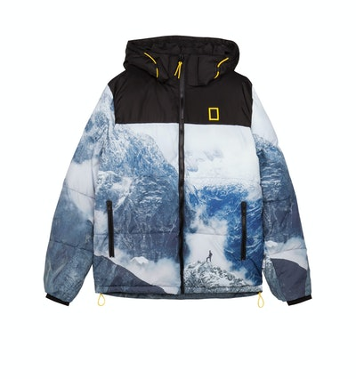 National Geographic Puffer Jacket