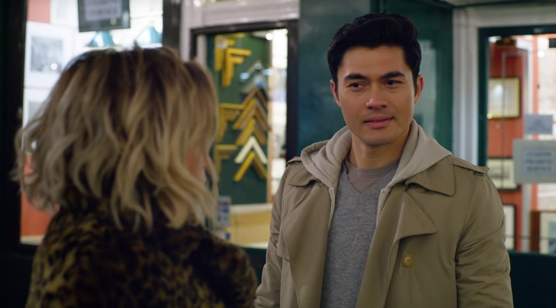 Henry Golding as Tom in 'Last Christmas'