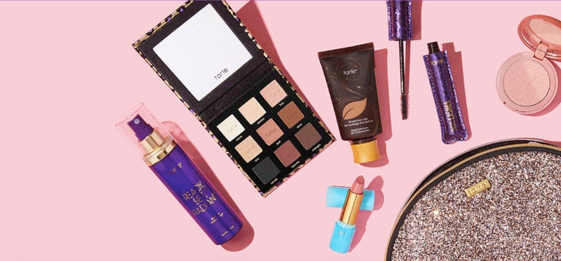 Tarte unveils the news of the Tarte Custom Kit Sale where shoppers can get $200 worth of products for $60 for one day only