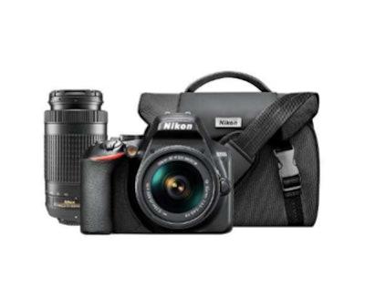Nikon D3500 DSLR Bundle