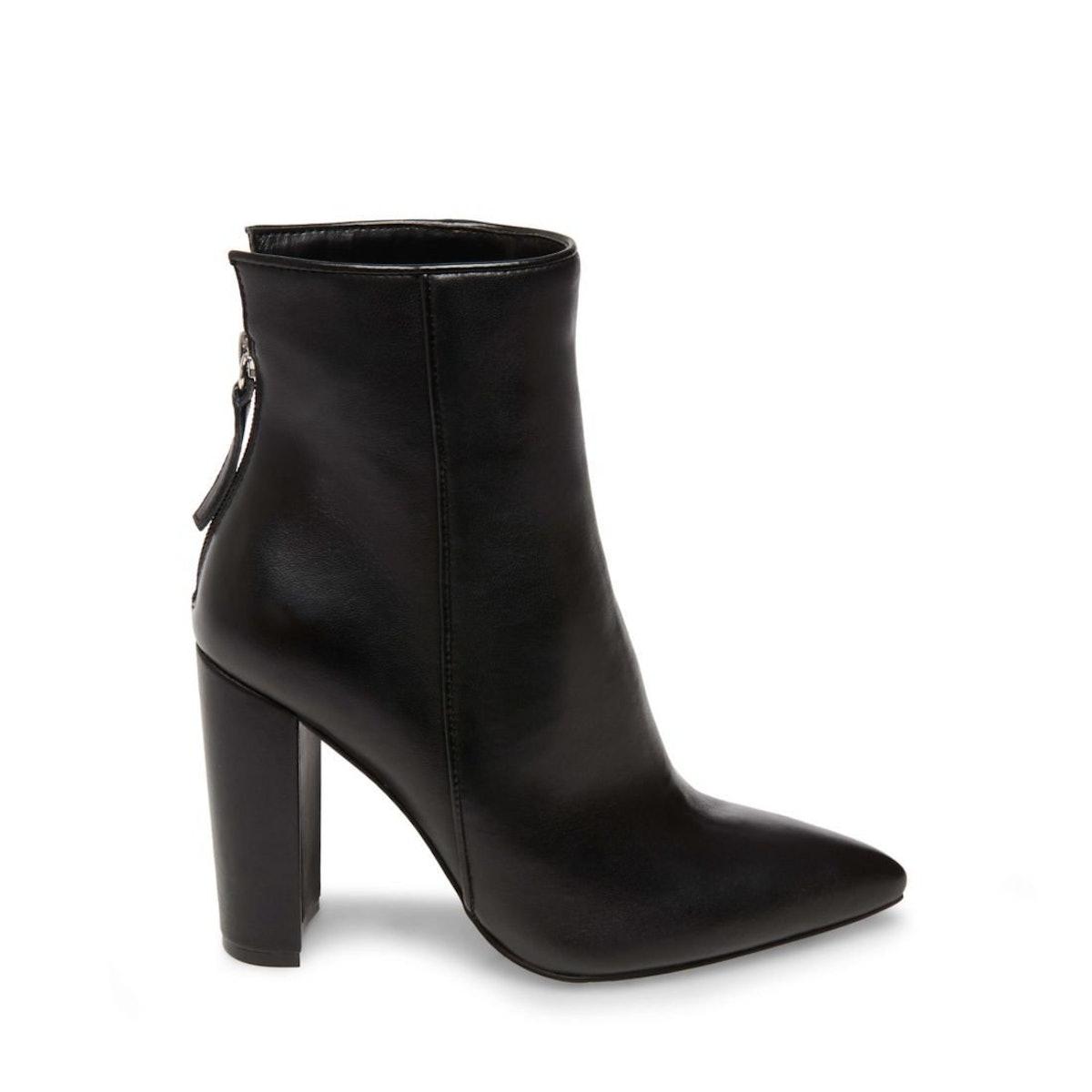 Trista Black Leather