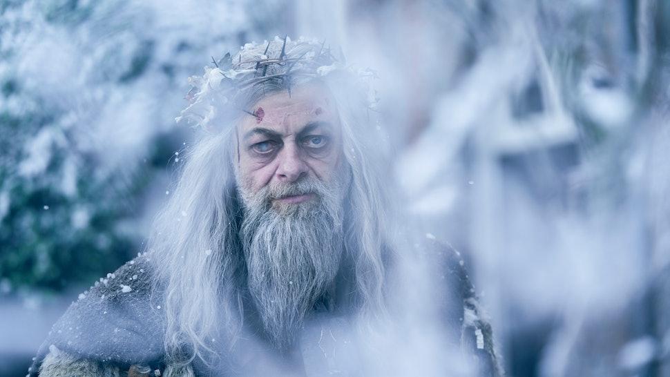BBC One's 'A Christmas Carol'
