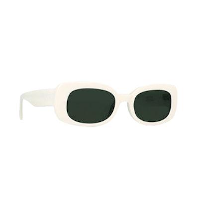 Exile Unisex Square Sunglasses