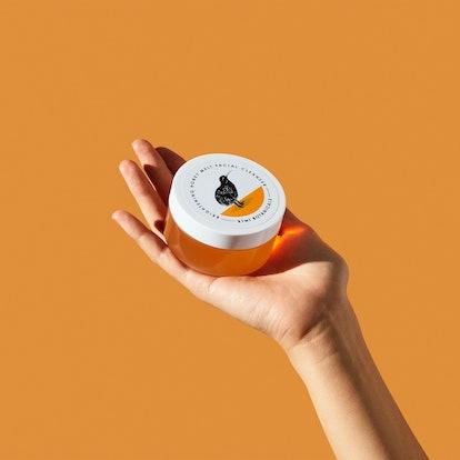 Kiwi Botanicals Brightening Honey Melt Facial Cleanser with Manuka Honey