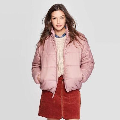 Universal Thread Women's Puffer Jacket