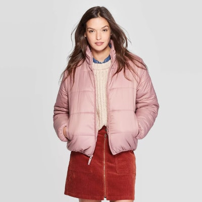 Universal Thread Women's Puffer Jacket