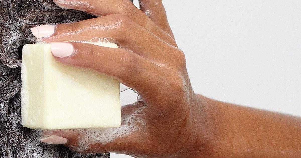 The 3 Best Shampoo Bars For Fine Hair