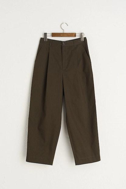 Hoya Pleated Trousers