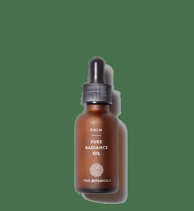 True Botanicals Calm Pure Radiance Oil